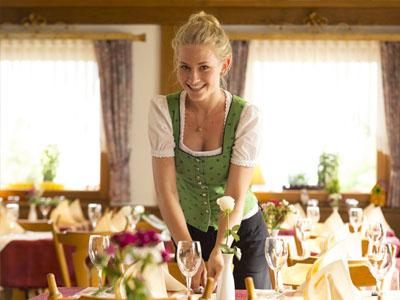 Restaurant für Feiern, gemütliche Stunden oder als Ausflugsetappe